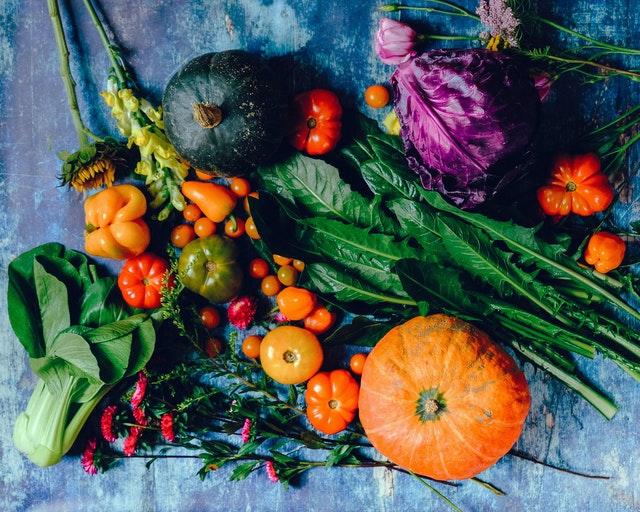 Keto og grøntsager